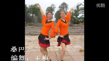 新东方广场舞桑巴舞(背面分解)