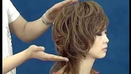 姜娜造型篇-长发发型,长发,长发卷发发型,造型设计教程-艾美云