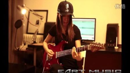 颜洁DON'T STOP Eart guitar