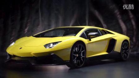 兰博基尼Aventador LP 720-4 50° Anniversario官方广告