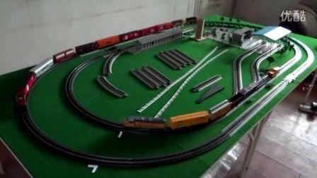 本段持有的美国两大铁路公司机车及车辆运行(2013)