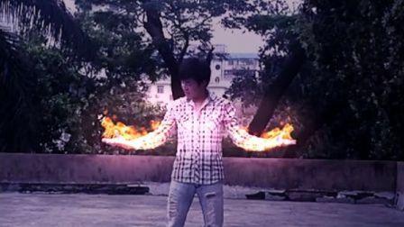 MAYA瞬间跳跃和手臂燃烧特效教程——CGWANG动漫学院