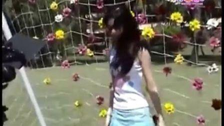 刘亦菲 - 巴厘岛拍摄花絮