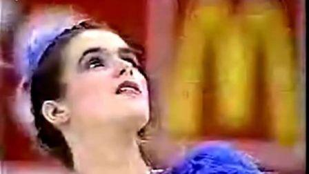 Katarina Witt (GDR) - 1988 Worlds, Ladies' Short Program