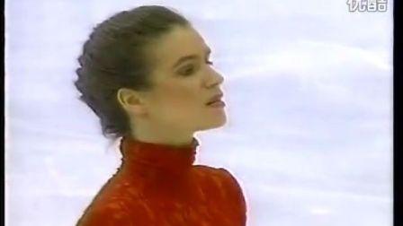 Katarina Witt (GER) - 1994 Lillehammer, Figure Skating, Ladi