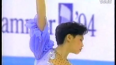 Chen Lu 陳露 (CHN) - 1994 Lillehamme SP