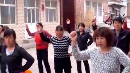 壶关县流泽村广场舞(碎心石)
