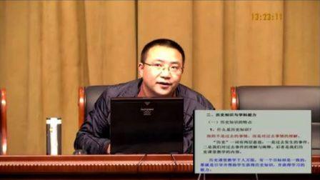 2013年嘉兴市南湖之春社会思品专场报告