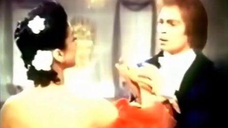 芭蕾舞 玛格丽特与阿芒 (芳婷与努里耶夫)1963年
