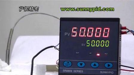 高精度 0.001℃超高精度温控器控制效果、温控表、温控仪、温控模块