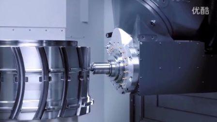 航空航天设备由DMG数控机床公司精制