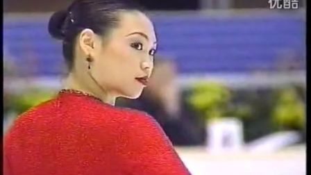 Chen Lu 陈露 (CHN) - 1997 NHK Trophy, Ladies' Short Program