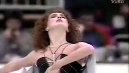 Klimova  Ponomarenko (EUN) - 1992 Albertville, FD