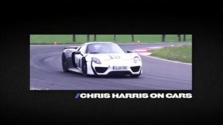 Driving the 887hp Porsche 918 Spyder - CHRIS HARRIS ON CARS