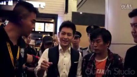 林志颖重庆蓝速行独家视频跟拍之江北机场