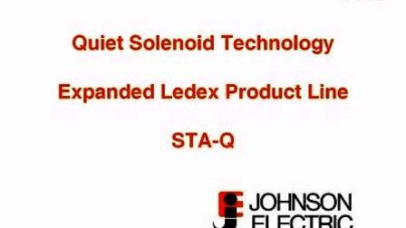 Ledex STA Q Solenoid 静音型螺线管