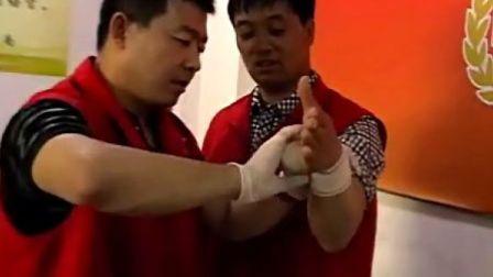 2013年第一期应急救护培训班 第二讲:止血包扎