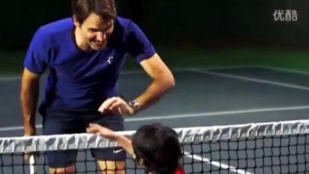 2013威尔胜Wilson网球拍费德勒广告之~年轻新一代