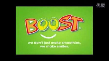 【原创】广告Boost Juice - It is time