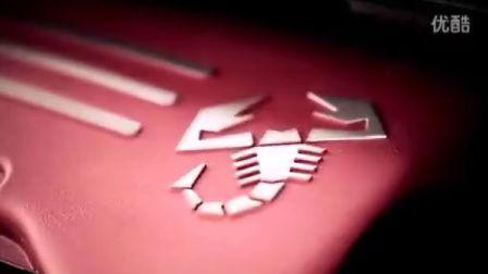 敞篷毒蝎 2013款菲亚特500 Abarth敞篷版试驾