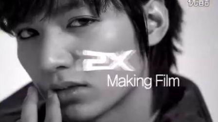 2009 李敏鎬啤酒廣告花絮Extreme Cass 2X Making