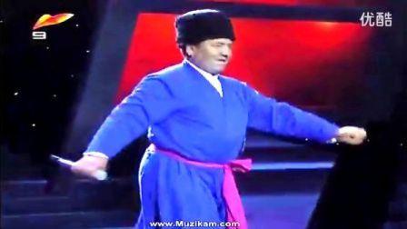 新疆电视台新型节目《Nawa》第4期:Qaghiliq Naxshiliri