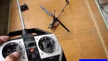 螺旋桨直升机测试!