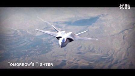 超震撼美军第六代隐形战斗机真容