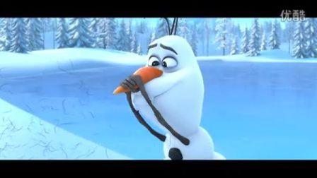 《冰雪大冒险》首支预告发布 迪士尼第53部动画长片