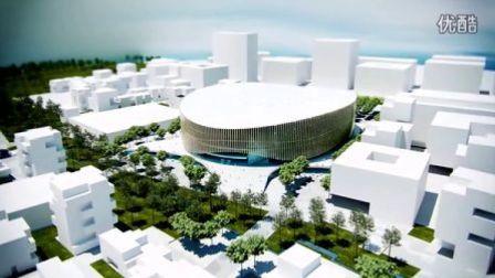 「3XN」哥本哈根综合体育馆 Copenhagen Arena
