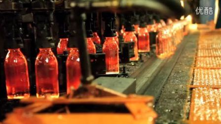 废旧玻璃回收技术展示