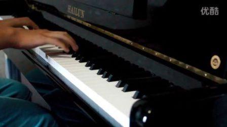 《菊次郎的夏天》主题曲  summer   钢琴