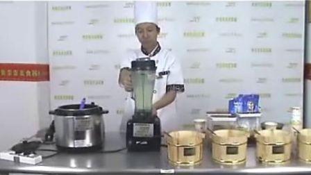 现磨豆浆机/爽歪歪商用豆浆机/现磨豆浆培训/五谷营养豆浆的做法