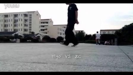CWB 2013 R1 Hiyo VS ZC