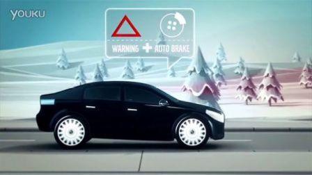 全新沃尔沃Volvo XC90 全新安全技术展示world-class safety