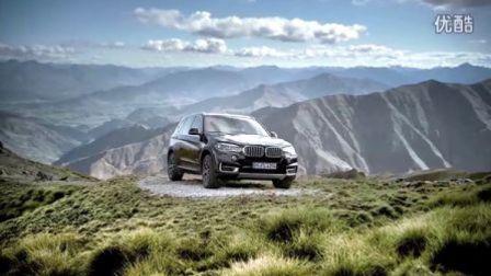 2014全新宝马 BMW X5F15 广告宣传片