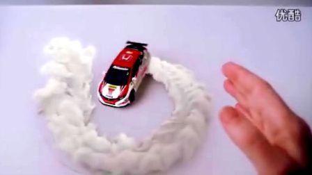 非常有创意的短片讲述Honda过去65年间最成功的创新