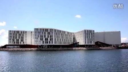 「3XN」丹麦哥本哈根UN City新联合国城正式落成