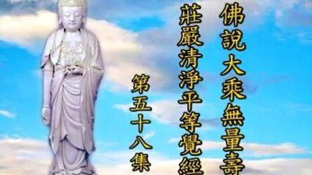 无量寿经(国语)058-定弘法师主讲