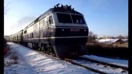 [2013.1.1]K7369营口站出站