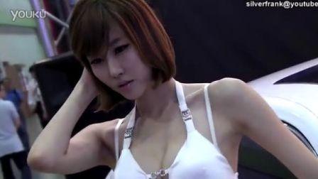 崔星儿 2012 首尔车展