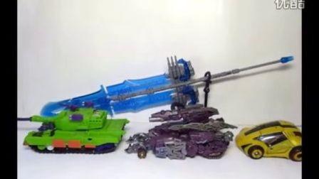 变形金刚第三方垃圾星铁匠铺JB00JB06武器套装 中