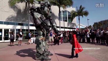 【时光小可爱】当巨型机器人遇上小萝莉