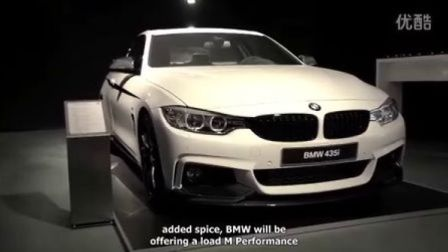 公路赛道试驾2014宝马BMW 435i《英文字幕》 - CHRIS HARRIS ON CARS
