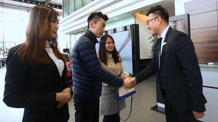 天津利星行奔驰4S店 宣传视频