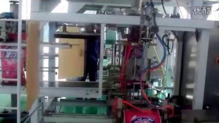 洗衣粉全自动包装机 粉剂给袋式包装机 山东聊城东泰包装机械