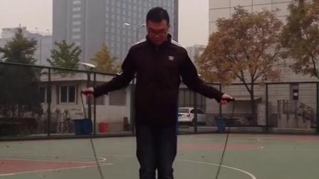 周老师跳绳减肥减脂方法