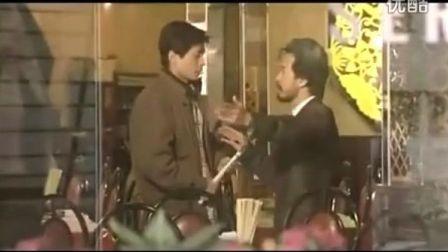 王傑电影片段 《战龙在野》唱《我》