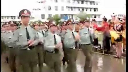 驻港进驻香港实录 1997年