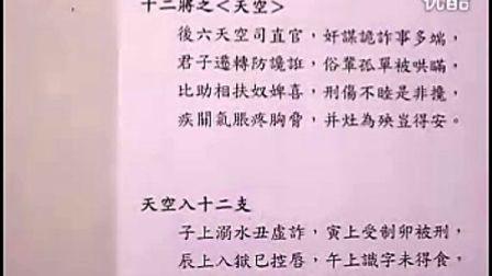 颜仕(林武樟)-2008年大六壬神课研究应用课程07